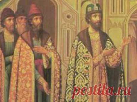 Сегодня 20 мая в 1557 году родился(ась) Федор I Иоаннович
