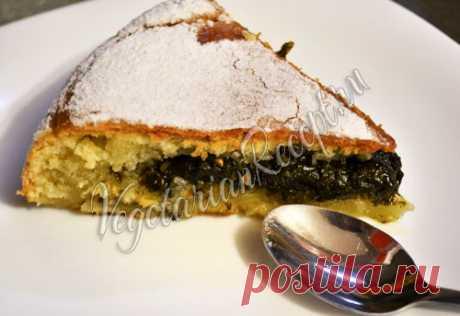 Сладкий пирог с щавелем - сделайте для себя приятное открытие