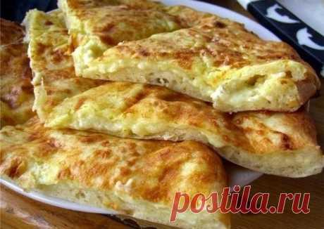 Как приготовить быстрое хачапури к завтраку - рецепт, ингредиенты и фотографии