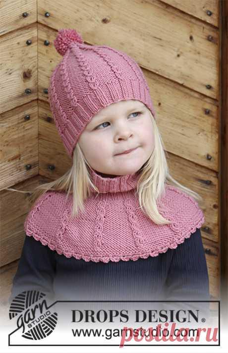 Детский комплект Lille Lisa - блог экспертов интернет-магазина пряжи 5motkov.ru