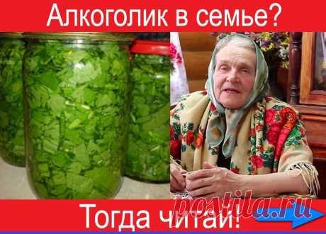 бабушкин метод лечения алкоголизма
