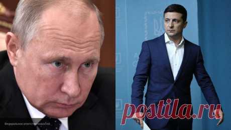 Путин предупредил о негативных последствиях заявлений Зеленского о Второй мировой | Новости