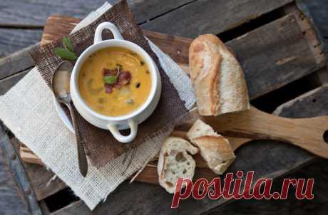 10 тыквенных супов, которые согреют промозглой осенью