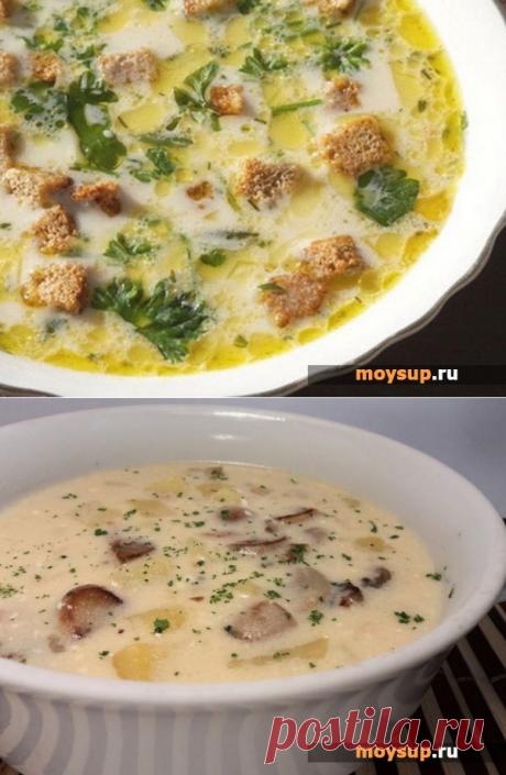 Лучшие рецепты супа из плавленых сырков