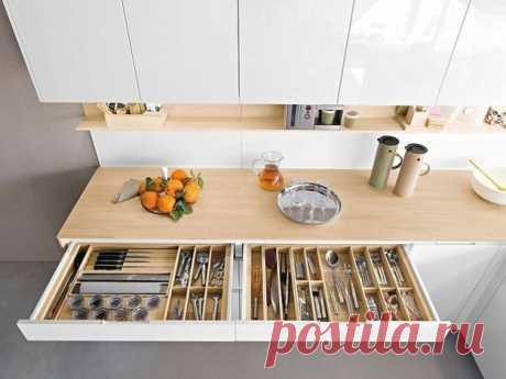 Как организовать хранение на кухне: 11 свежих идей   Свежие идеи дизайна интерьеров, декора, архитектуры на InMyRoom.ru