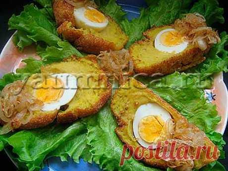 Яйца по-королевски: рецепт, фото рецепт, пошаговый рецепт с фото