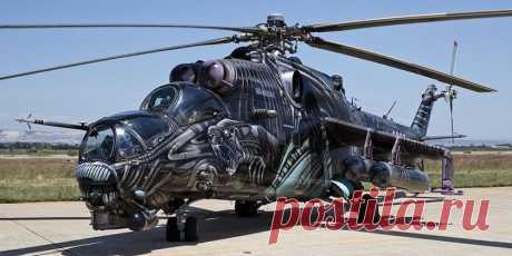 Российский вертолет притворился самолетом и совершил невероятный маневр (видео) - Hi-Tech Mail.ru