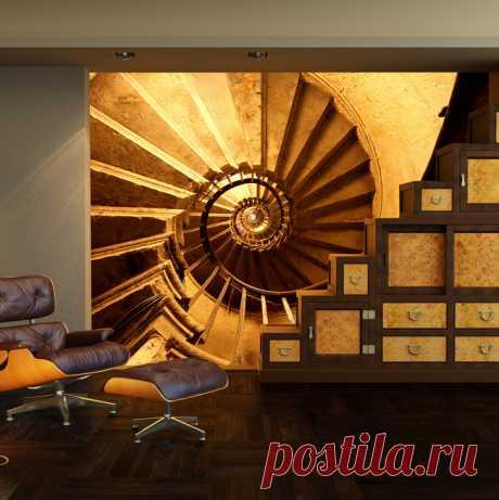 Фотообои: как выбрать и где применить? : Интерьер : Дом : Subscribe.Ru