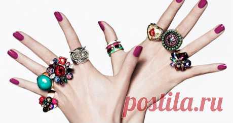 Как правильно одевать кольца по случаю или на каждый день