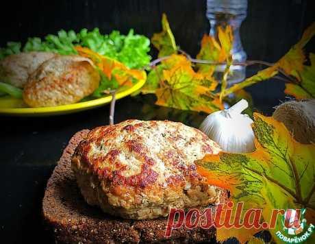 Котлеты «Бородинские» – кулинарный рецепт