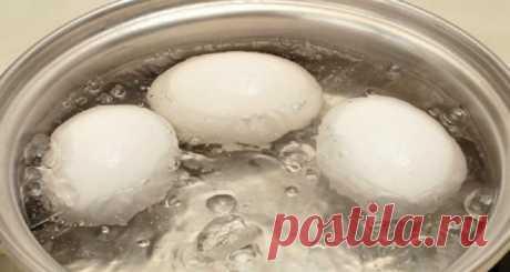 Как при помощи вареного яйца снизить уровень сахара в крови? / Будьте здоровы