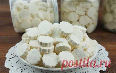 Молочные конфетки для деток / Большая Поваренная Книга