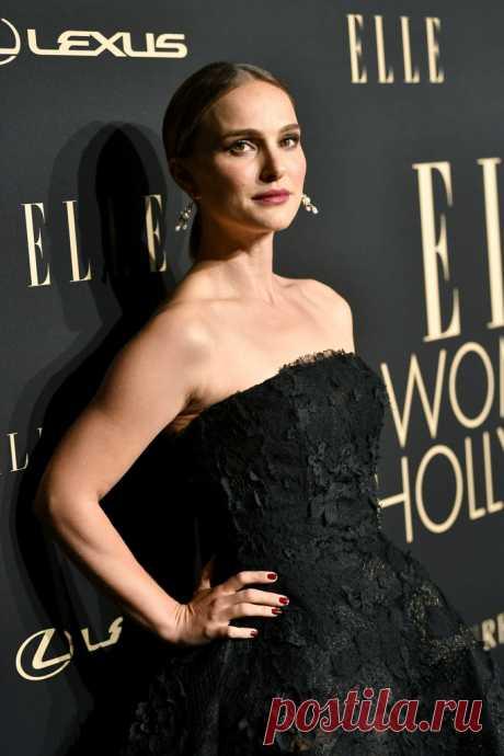 Натали Портман на Hollywood Celebration 2019