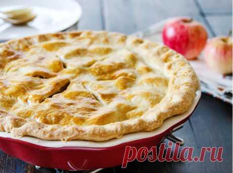 Рецепт недели: кростата с яблоками | Marie Claire