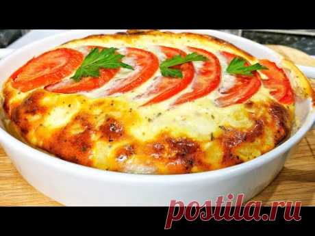 Рецепт для тех, кому некогда готовить - Лучший сайт кулинарии