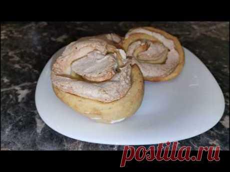 Печенье из творожного теста с безе...Попробуйте-точно не пожалеете! - YouTube