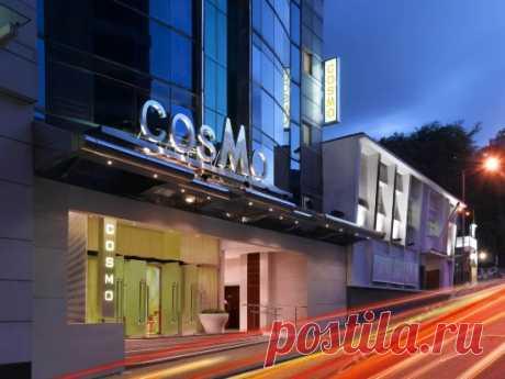 Cosmo Hotel - 50% скидка на бронирование   Ctrip