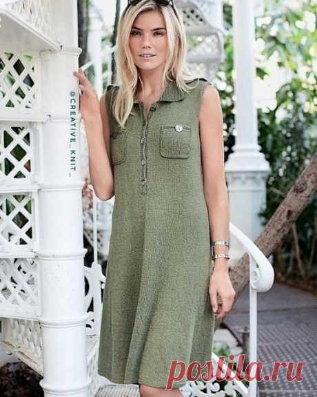 Изящное дизайнерское платье от Sanne Fjalland