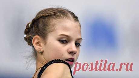 Трусова сделала три четверных и выиграла этап Кубка России в Москве - Газета.Ru | Новости