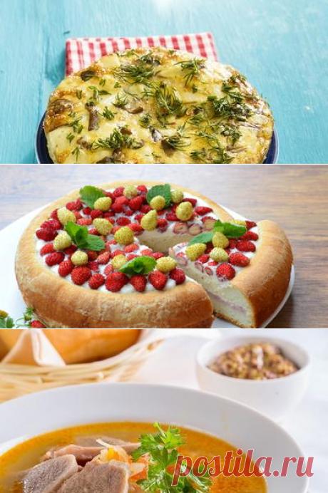 Блюда для мультиварки