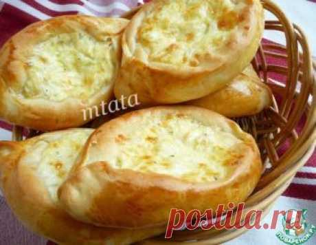 Открытые пирожки с курицей и сыром – кулинарный рецепт
