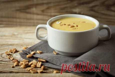 Арахисовый суп с сельдереем | Vegetarian.ru