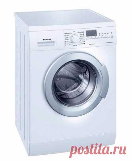 Способ избавиться от затхлого запаха из стиральной машины