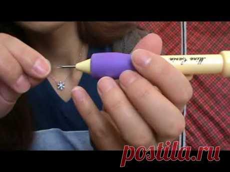PANÇ İŞİ havlu yapımı (panç ignesi ile havlu işleme) KENDİN YAP // PUNÇ