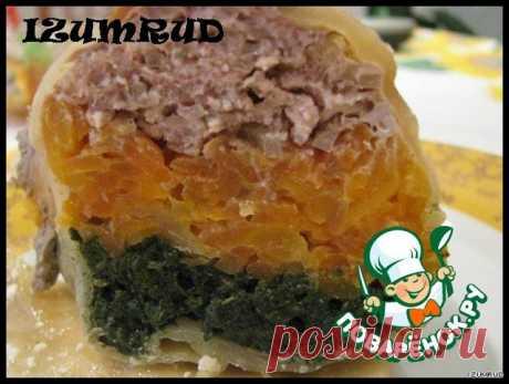 Капустный калач – кулинарный рецепт