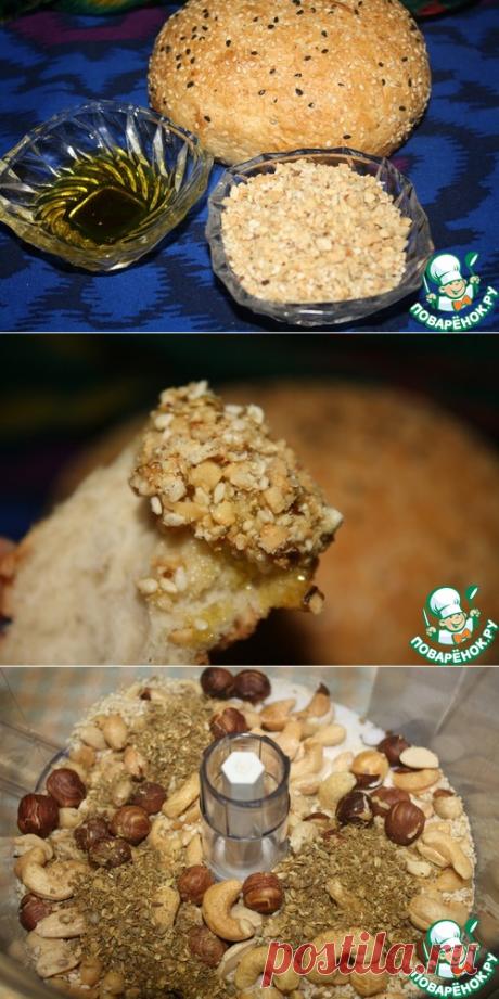 """Ореховая смесь по-египетски """"Дукка"""" – кулинарный рецепт"""
