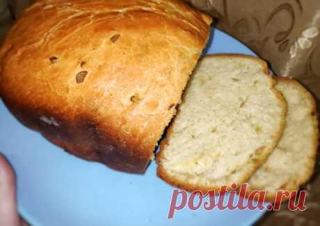 (4) Чесночный хлеб в хлебопечке - пошаговый рецепт с фото. Автор рецепта Ольга . - Cookpad