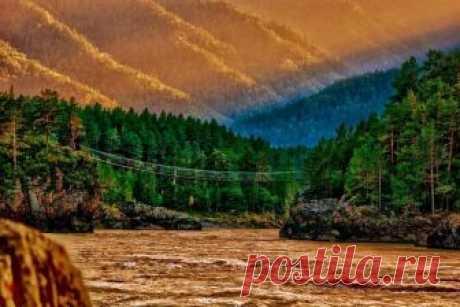 Невероятно красивые фотографии природы Алтая!