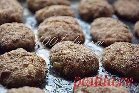 Котлетки в духовке: рецепт с пошаговым фото | Ваши любимые рецепты