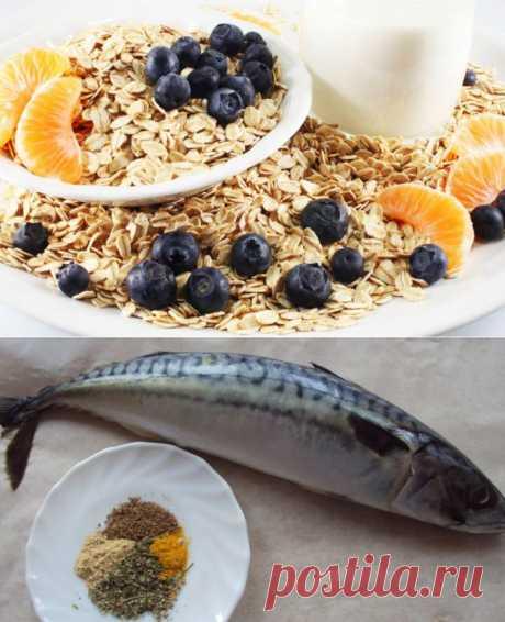 Энергия в тарелке – 10 продуктов против усталости | ЗДОРОВЫЙ ОБРАЗ
