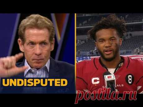 UNDISPUTED - Skip Bayless: Here's why Kyler Murray can win a Super Bowl!!!
