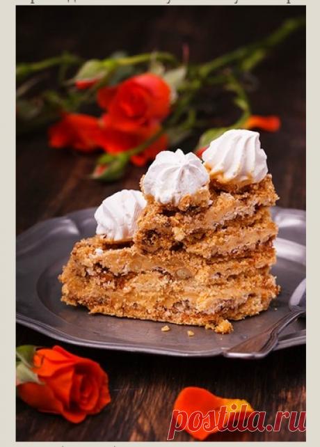 """Торт """"Прекрасная Мария"""" - в поисках ВКУСОВЫХ ощущений......"""