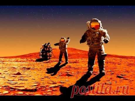 Инопланетный разум закрыл нам доступ на Марс. Инопланетяне закрыли дорогу в КОСМОС 2015 - YouTube