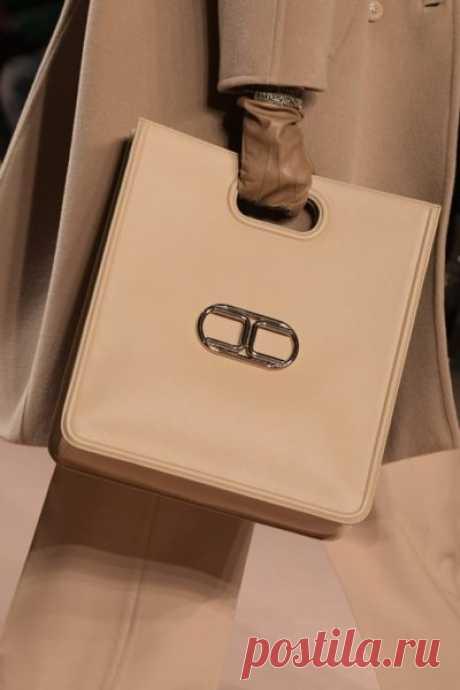 Тренды с показов: Модные модели сумок осень-зима 2020/21 - Часть 1