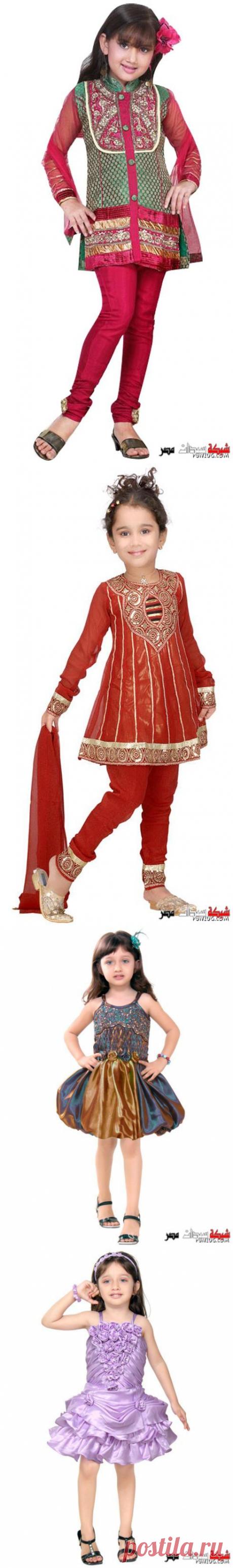 ازياء اطفال 2020 , استايل ملابس اطفال هنديه ,2020indian kids fashion
