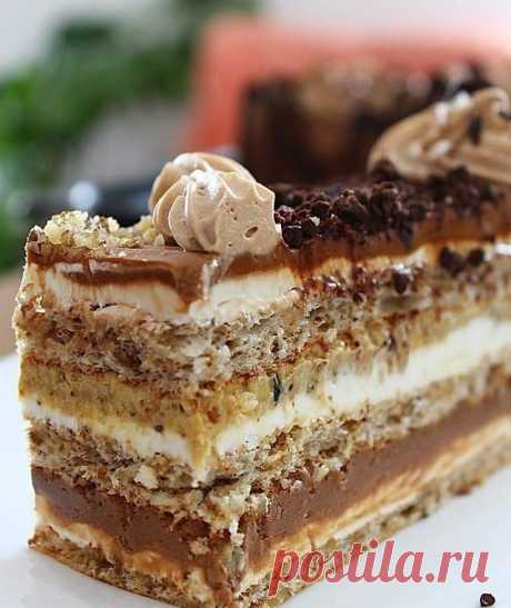 Хорватский торт ⚜⚜⚜⚜⚜⚜⚜⚜