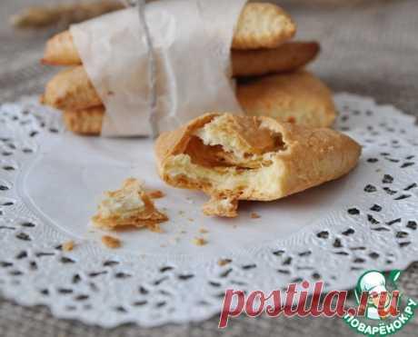 Пикантное закусочное печенье
