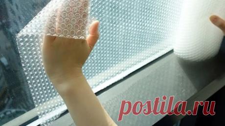 Пленка с пузырьками не только от стресса: 9 способов альтернативного применения