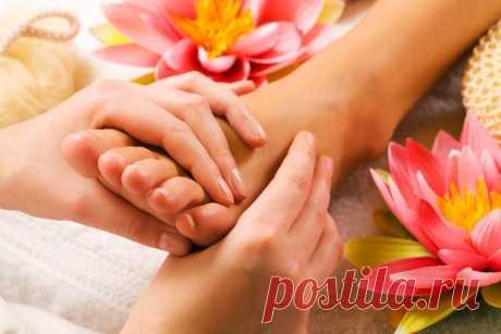 Массаж стоп как система оздоровления организма