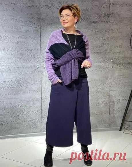 7 стильных образов для женщин за 50, чтобы выглядеть сногсшибательно