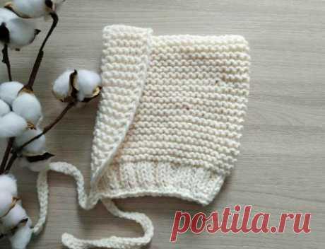 Как связать шапку-капюшон спицами, чтобы ребенку было тепло зимой » «Хомяк55» - всё о вязании спицами и крючком