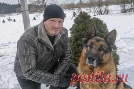 """27.08.2018 года умер пес по кличке Граф, который снимался  в сериале """"Пес""""."""
