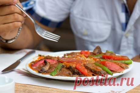Известное во всём мире турецкое блюдо —искандер-кебаб — Фактор Вкуса