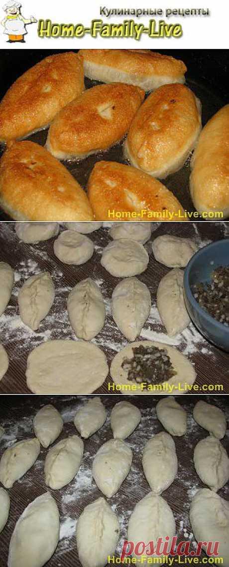 Пирожки с ливером -home-family-live-рецепт пирожков из ливера | Кулинарные рецепты