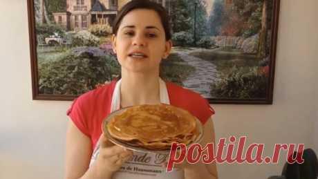 Обалденные Домашние Блины (Блинчики) - Вкусно и Быстро