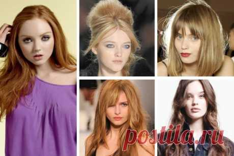 Челка под тип лица (60 фото), как она меняет образ, как правильно выбрать для полного личика, фото и видео